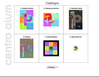 PDF catalog visualization sofware