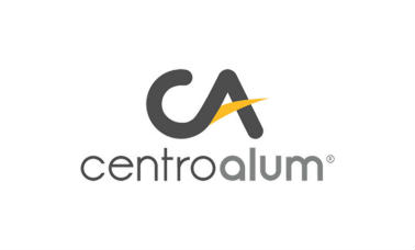 Centroalum order management application available on AppStore and Google Play